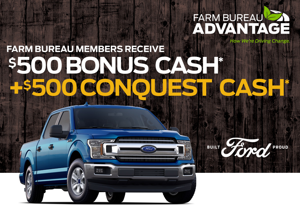 Ford Farm Bureau Advantage